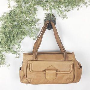 Mimco Australia Leather Shoulder Bag 🌿